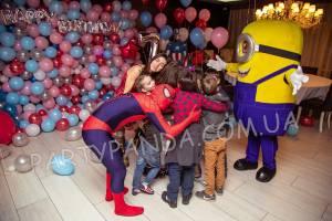 Супергерои для Арины 7 лет