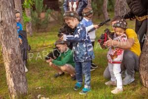 Лазертаг - детское лазерное оружие